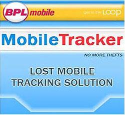 BPL Mobile's Mobile Tracker