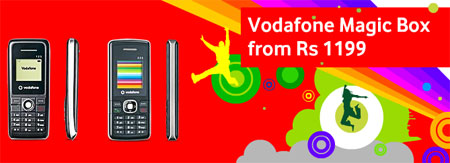 Vodafone Magic Box