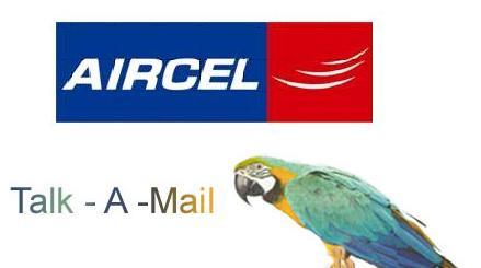 aircel talk a mail